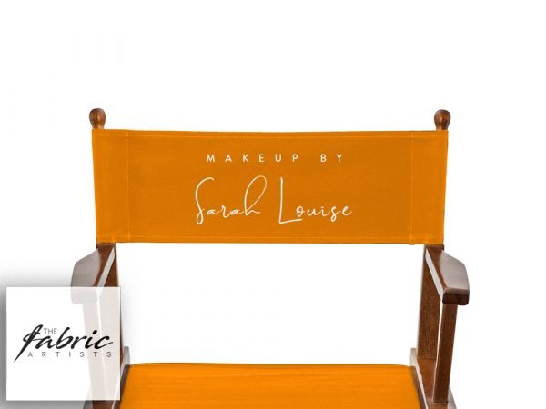 orange chair covers
