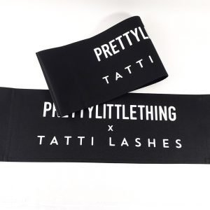 Tatti Lashes Personalised Canvas