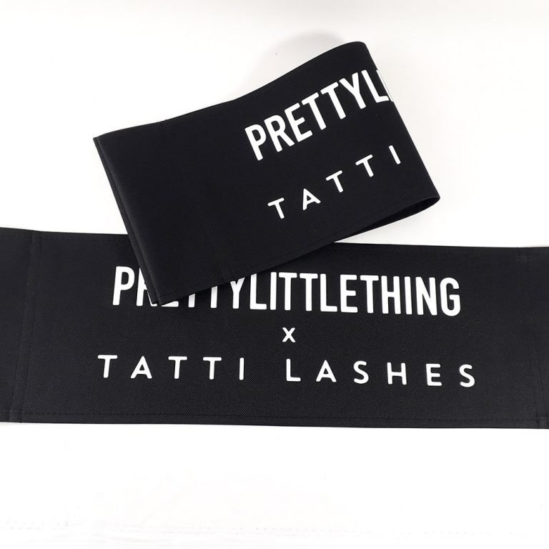 Tatti Lashes Personalised Canvas